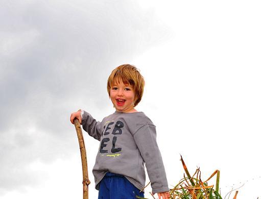 אלבום תמונות - קדידי בגיל 3